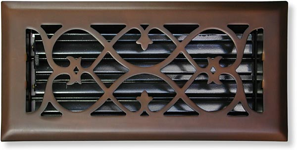 Summit Air Vent In Oil Rubbed Bronze