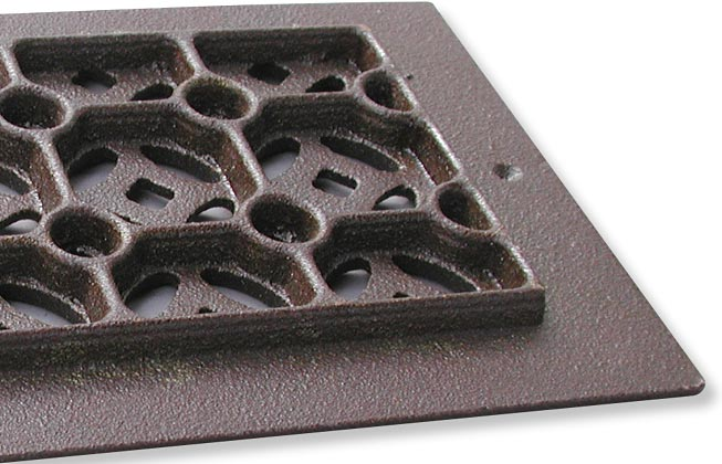 Wrought Iron Air Vents Radio Daze Cast Iron Air Vent
