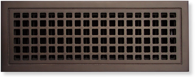 Signal Hill Craftsman Style Air Vent